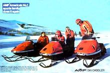 AMF snowmobile, amf service, amf manual, ski daddler manual