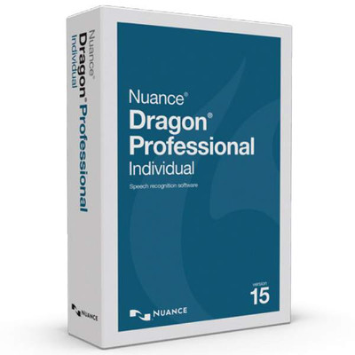 Dragon Professional Individual 15 Box Image