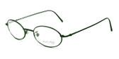 Marcolin Designer Eyeglasses 6454 in Green 48 mm :: Rx Progressive