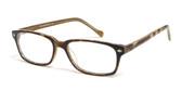Calabria Viv Designer Eyeglasses 788 in Light Tortoise :: Rx Bi-Focal