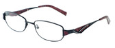 Calabria Designer Reading Glasses 824 Black