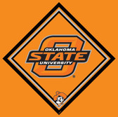 Oklahoma State University Cleaning Cloth