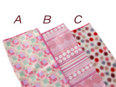 Pink Print High Quality Cleaning Cloth