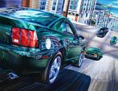 Racing Cars 240-93-5 Artist Micro Fiber Cleaning Cloth