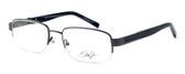 Dale Earnhardt, Jr. 6794 Designer Reading Glasses in Gunmetal