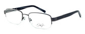 Dale Earnhardt, Jr. 6794 Designer Eyeglasses in Gunmetal :: Progressive