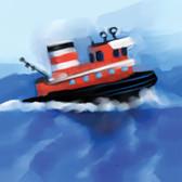 Tugboat 240-01d-1 Artist Micro Fiber Cleaning Cloth