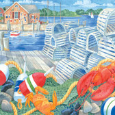 Lobster Dock 240-10a-3 Artist Micro Fiber Cleaning Cloth