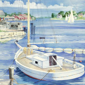 Island Boats 240-10a-4 Artist Micro Fiber Cleaning Cloth