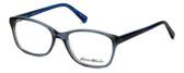 Eddie Bauer Designer Eyeglasses EB8379-Blue in Blue 52mm :: Progressive