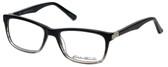 Eddie Bauer Designer Eyeglasses EB8392-Black-Fade in Black-Fade 53mm :: Rx Bi-Focal