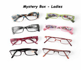 6 Pack Mystery Box Reading Glassses Collection, Womens Styles