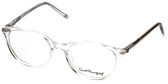 Ernest Hemingway Eyeglass Collection 4677 in Crystal :: Rx Single Vision