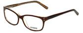 Seventeen Designer Eyeglasses SV5398-BRN in Brown 50mm :: Rx Single Vision