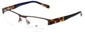 Argyleculture Designer Reading Glasses Sanders in Brown 55mm