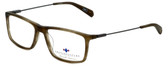 Argyleculture Designer Reading Glasses Seger in Olive 54mm