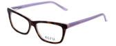 Ecru Designer Reading Glasses Springfield-017 in Tortoise-Purple 53mm