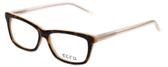 Ecru Designer Reading Glasses Springfield-019 in Tortoise-Pink 53mm
