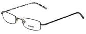Versus Designer Eyeglasses 7036-1001 in Black 49mm :: Custom Left & Right Lens