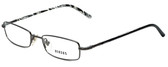 Versus Designer Eyeglasses 7036-1001 in Black 49mm :: Rx Single Vision