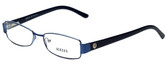 Versus Designer Eyeglasses 7042-1005-52 in Dark Blue 52mm :: Progressive