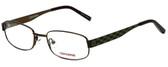 Converse Designer Eyeglasses K005-Brown in Brown 49mm :: Rx Single Vision