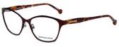 Jonathan Adler Designer Eyeglasses JA103-Bur in Burgundy 53mm :: Custom Left & Right Lens
