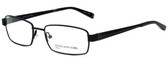 Jones New York Designer Eyeglasses J340 in Black 56mm :: Custom Left & Right Lens