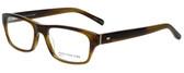 Jones New York Designer Eyeglasses J520 in Olive 57mm :: Custom Left & Right Lens