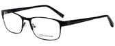 Jones New York Designer Eyeglasses J344 in Black 56mm :: Progressive