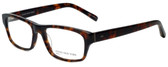 Jones New York Designer Eyeglasses J520 in Tortoise 54mm :: Progressive
