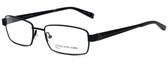 Jones New York Designer Reading Glasses J340 in Black 56mm
