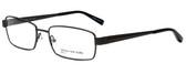 Jones New York Designer Reading Glasses J340 in Gunmetal 56mm
