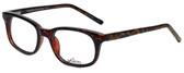 Whims Designer Reading Glasses TR5885AK in Tortoise 50mm