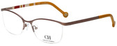 Carolina Herrera Designer Reading Glasses VHE060-0R15 in Copper 54mm