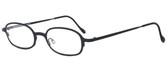 Harry Lary's French Optical Eyewear Bart Eyeglasses in Black (101) :: Custom Left & Right Lens