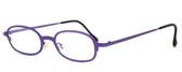 Harry Lary's French Optical Eyewear Bart Eyeglasses in Violet (176) :: Custom Left & Right Lens