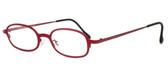 Harry Lary's French Optical Eyewear Bart Eyeglasses in Wine (055) :: Custom Left & Right Lens