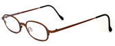 Harry Lary's French Optical Eyewear Bart Eyeglasses in Copper (882) :: Rx Single Vision