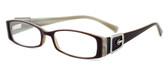 Calabria Designer Eyeglasses 814 Nutmeg :: Rx Progressive