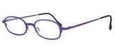 Harry Lary's French Optical Eyewear Bart Eyeglasses in Violet (176) :: Rx Progressive