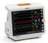 Philips VM8 SureSigns 863068 Portable Patient Monitor