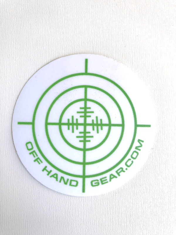 OffHand Gear Logo Sticker
