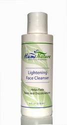 HumiNature Brighten & Lighten Facial Cleanser