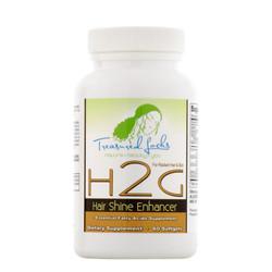 Treasured Locks H2G Hair Shine Supplement
