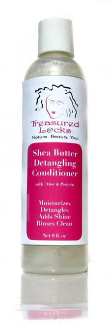 Treasured Locks Shea Butter Detangling Conditioner
