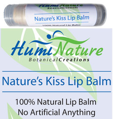 HumiNature Nature's Kiss Shea Butter Lip Balm