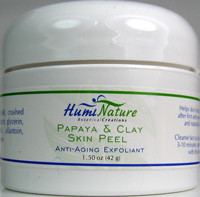 HumiNature Papaya & Clay Skin Peel