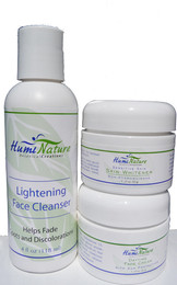 HumiNature Skin Lightening Regimen for Sensitive Skin