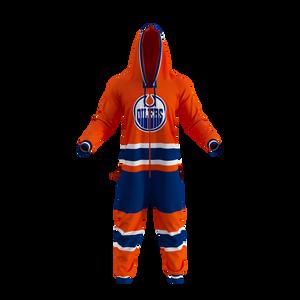 Edmonton Oilers NHL Onesie